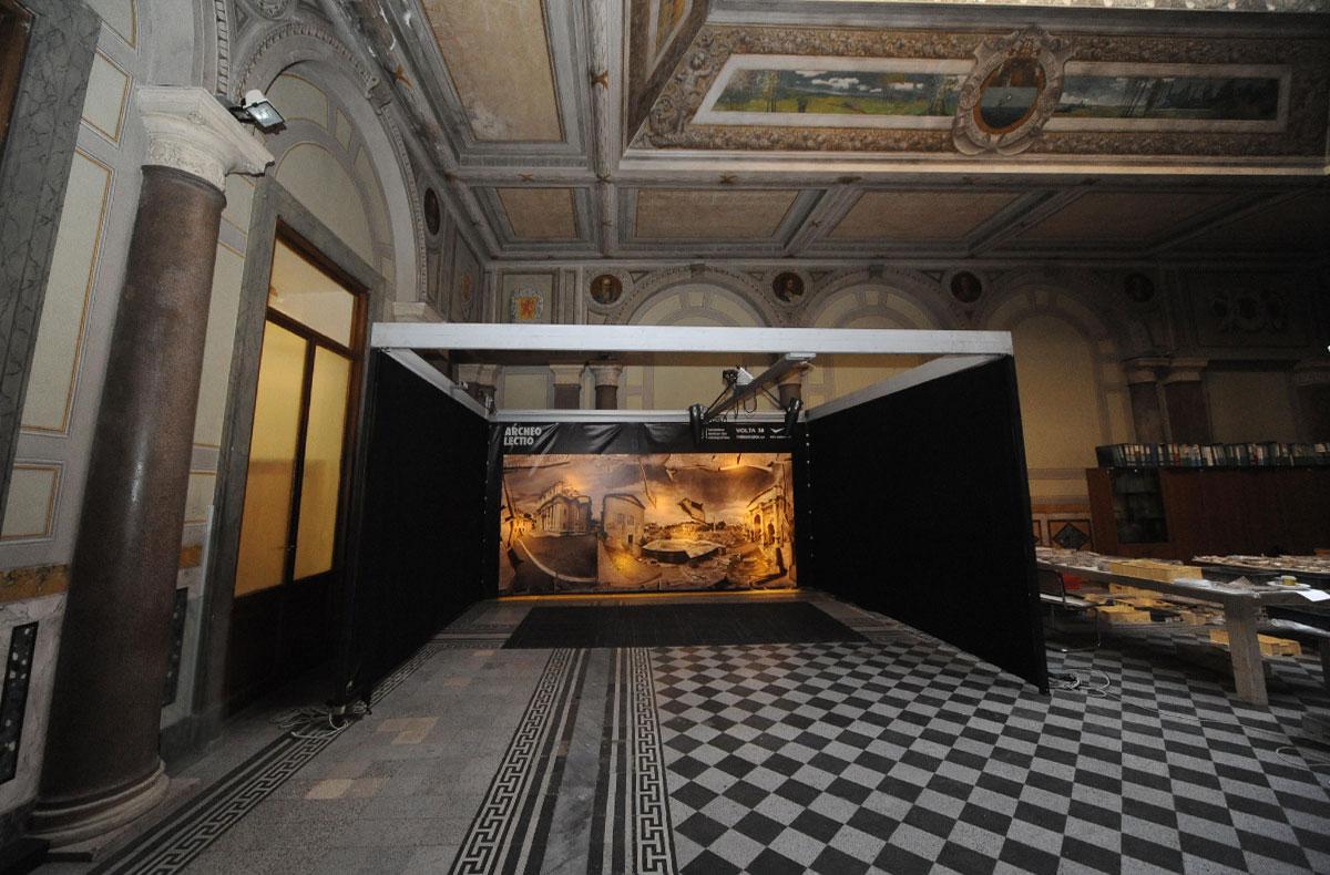 Introduzione Strumento dell'Archeolectio per la digitalizzazione dell'Archivio Storico Soprintendenza Speciale di Roma